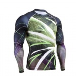 Full Sublimation Activewear Rash Guards
